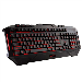 TECLADO GAMING ASUS CERBERUS KEYBOARD
