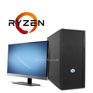WORKSTATION ENTRY LEVEL AMD RYZEN